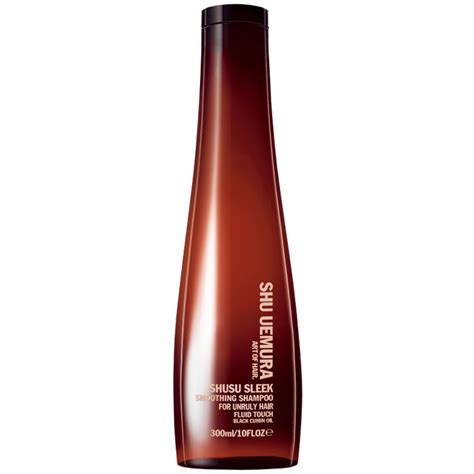 Sleek Wash 300 Ml shu uemura of hair shusu sleek shoo 300ml