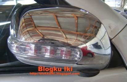 Lu Led Spion Xenia gambar cara ganti cover spion led avanza otomotrip