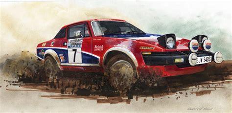 Kaos Print Umakuka Original Rally Car tr drivers club new president
