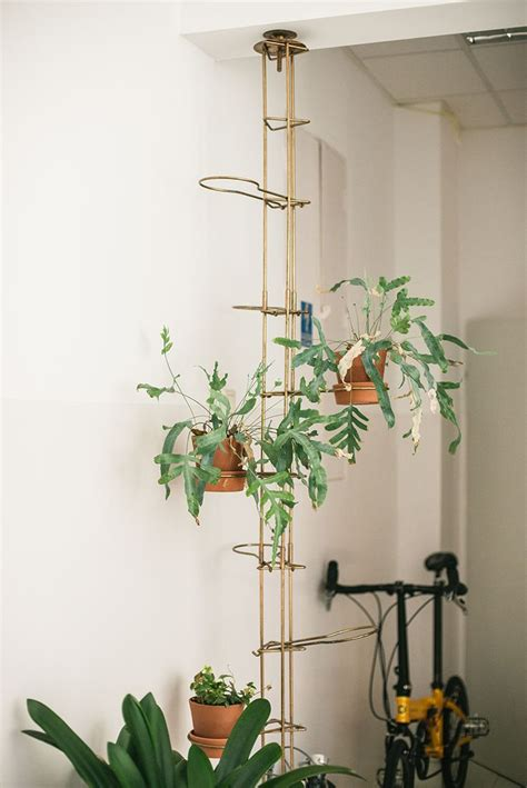 Vertical Garden Stand The Elysian Edit Elysian Exchange Creativity And