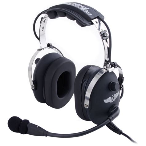 Headset Air rugged air ra620r helicopter pilot headset helicopter headset ebay