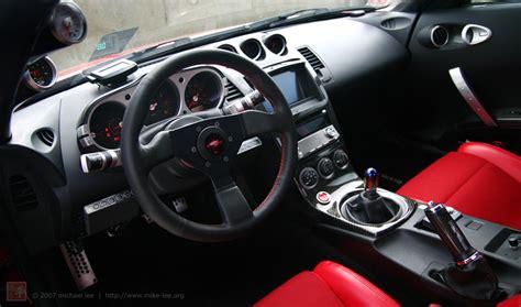 custom nissan 370z interior aftermarket steering wheel interior 350z 370z uk