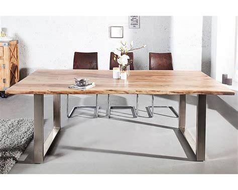 table bois massif meuble salle a manger maisonjoffrois
