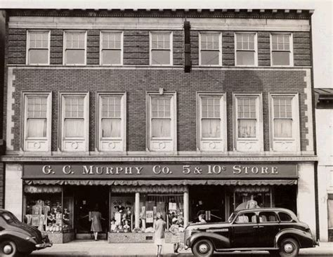 dime stores g c murphy co 5 and dime store old middletown ohio