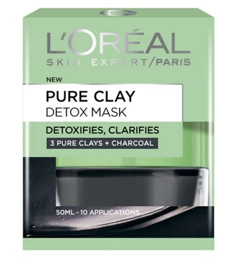 L Oreal Detox Mask Beautypedia by Glow Get Em 10 Skincare Products Less Than 30 To Try