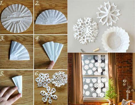 Weihnachtsdeko Fenster Selber Machen by Weihnachtsdeko Selber Basteln Aus Papier Mit Anleitung