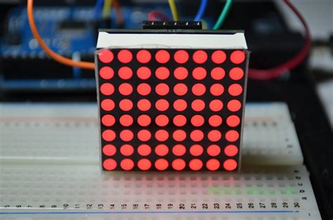 Led Matrix led matrix link from friedcircuits on tindie