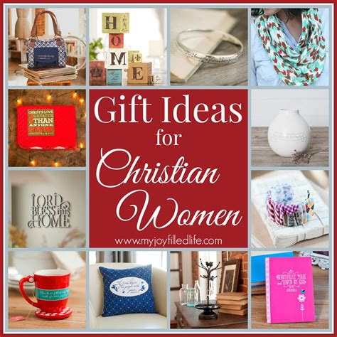 gift ideas for christian women my joy filled life