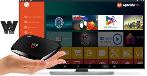 aptoide xiaomi instalando aptoide tv no tv box web click tutors