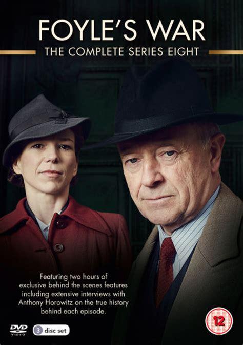 foyle s war season 10 foyle s war series 8 dvd zavvi com