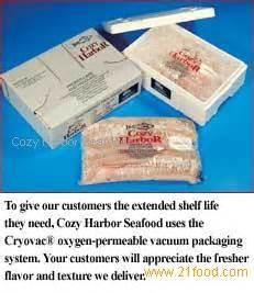 Cryovac Fish Shelf by Fresh Fish Products United States Fresh Fish Supplier