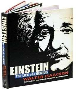 einstein biography barnes and noble einstein the life of a genius by walter isaacson