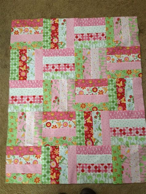 Easy Baby Quilt Blocks by Baby Quilt Quilts Easy Patterns