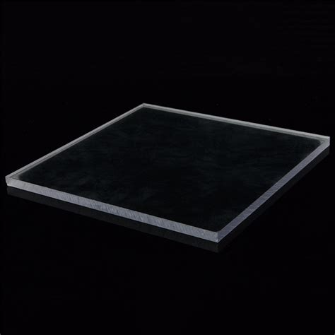 Clear Acrylic Sheet 4 Mm Ukuran Custom 6mm clear acrylic perspex sheet custom cut to size pu plastic panel transparent sawn cut panels