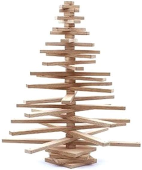 arbol de navidad de madera arbol navidad hacer bricolaje es facilisimo