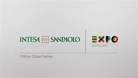 intesa sanpaolo imprese intesa san paolo all expo 2015 con in testa imprese e