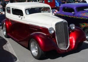 1934 Chevrolet Sedan Luxury Classic Cars 171 1934 Chevrolet Coupe E85 Side