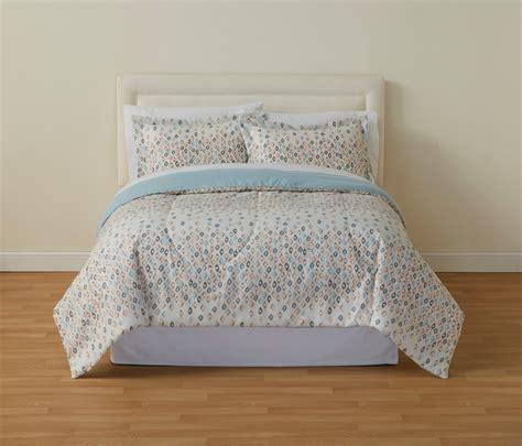 colormate 3 microfiber comforter set watercolor