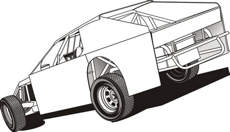 coloring pages of stock cars modified race car coloring pages only coloring pages