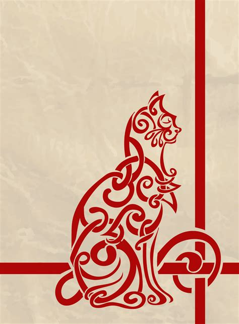 celtic cat tattoo designs ideas on celtic leopard tattoos and