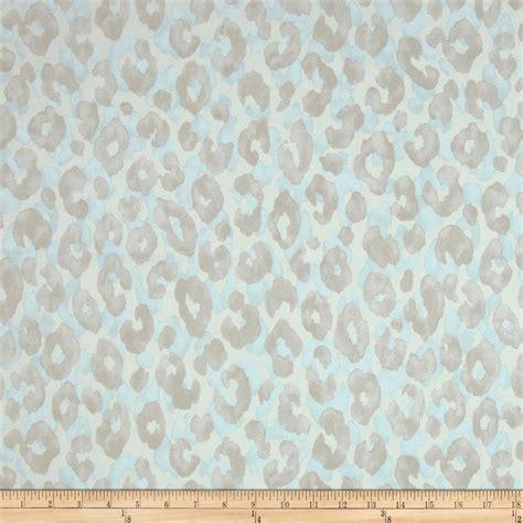 snow leopard upholstery fabric p kaufmann snow leopard breeze discount designer fabric