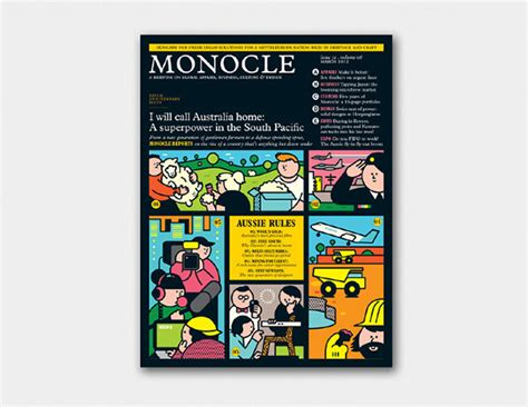 design editor monocle monocle on editorial design served