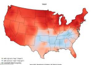 Regional Dialect Meme - ya ll you all or you guys dialect maps showcase america