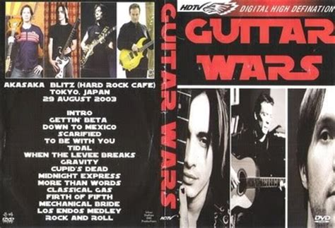 guitar wars koleksi musik guitar wars akasaka blitz rock cafe