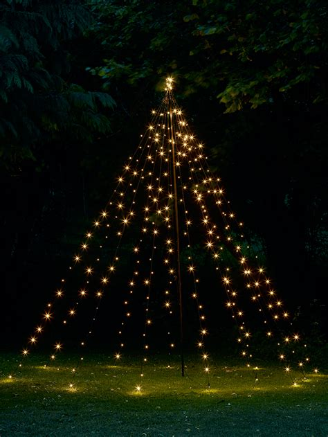 tree lights outdoor lights cox garden designs