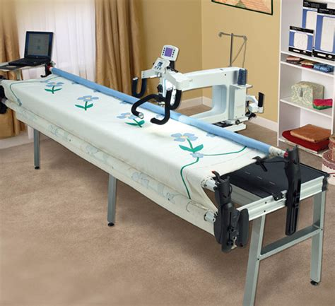 Arm Sewing Machine For Quilting by The International Quilt Festival Janmade