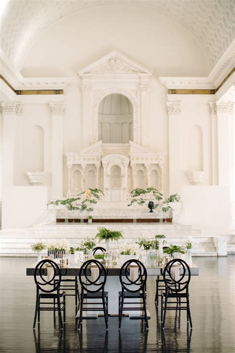 vibiana wedding cost los angeles 2 modern green same inspired shoot wedding vibiana krista photographykrista