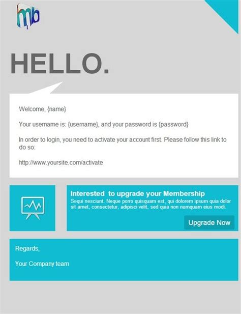 Hey Yo Http Stlia Com Html Email Template Transactional Emails Welcome Message Hey Yo Welcome Email Template Html Free