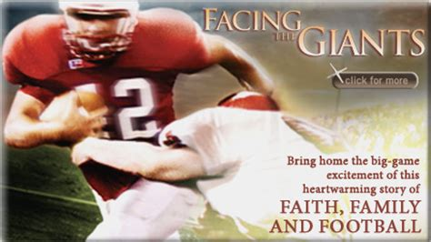 Watch Facing The Giants 2006 Facing The Giants Movie