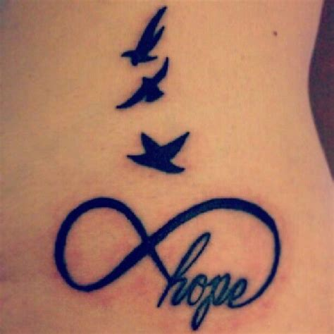 infinity bird tattoo infinity and birds i really like this if i
