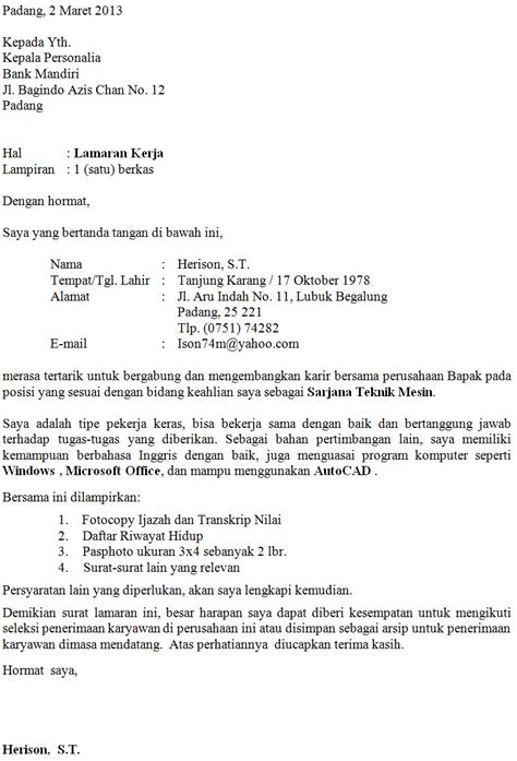 Contoh Surat Lamaran Cpns Dikti by Contoh Surat Lamaran Cpns Riset Www Kotaksurat Co