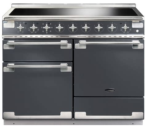 kitchen master induction cooker buy rangemaster elise 110 electric induction range cooker slate chrome free delivery currys