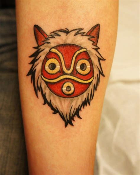 40 fun and adorable ghibli tattoos tattoodo