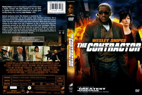 The Contractor by The Contractor Dvd Scanned Covers 5171the