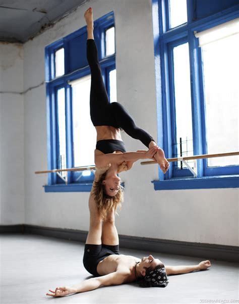 acro yoga tutorial ninja star acroyoga video with chelsey korus and matt giordano