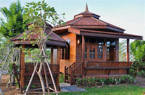Timber House Floor Plans thailanna home buy your own teak wooden house in thailand
