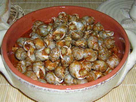 cucinare lumache surgelate lumachine di mare ricetta marchigiana in cucina con zia lora