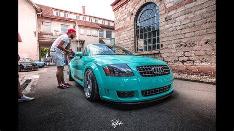 Audi Tt 3 2 8n by Audi Tt 8n 3 2 L Quattro Roadster Tuning Rf Carfilms