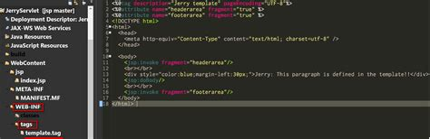 layout jsp tag jsp attribute tag used in hybris ui implementation and