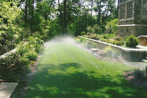 irrigation services installation blow outs repairs