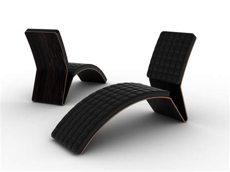 modern design lounge chairs contemporary lounge chair design by michal bonikowski