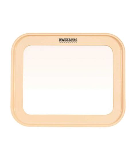 buy bathroom mirror watertec bathroom mirrors buy online rs 1230 snapdeal