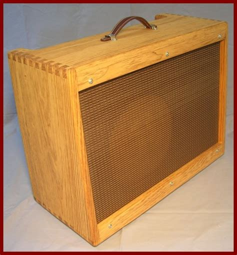 Fender Blues Deluxe Cabinet by Carl S Custom Guitars Handmade Dovetailed Pine Replacement