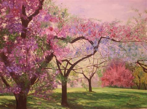 imagenes de paisajes naturales japoneses cerezos japoneses laura capap 233 del co artelista com