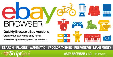 ebay affiliate ebay affiliate browser by vidal codecanyon