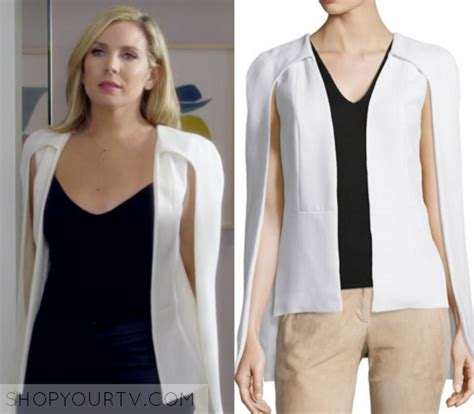 Dian Cape Blazer grace and frankie season 2 episode 10 brianna s white